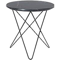 CB Goldene Kleine Runde Tabelle Kreative Wohnzimmer Schmiedeeisen Runden  Tisch Marmor Couchtisch Metall Lässig Dekoration Tisch