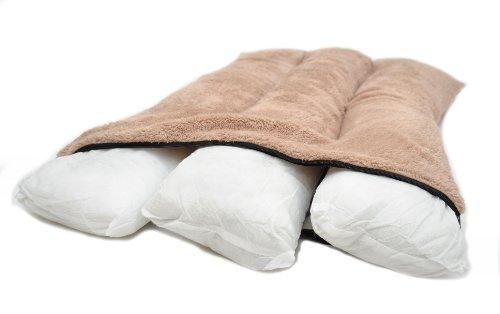 Luxury Fleece Cradle Dog Bed Size Extra Large XL 5