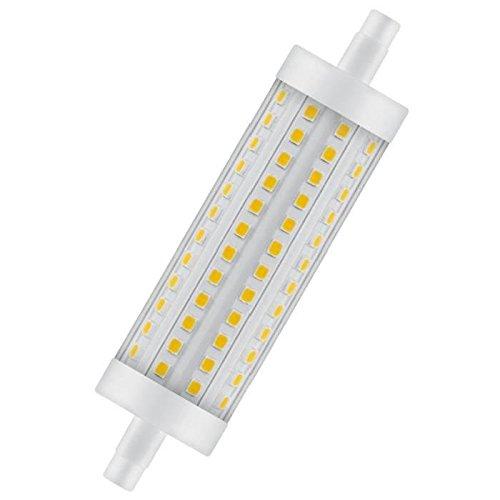 Osram LED Superstar Special Line, mit R7S-Sockel, Dimmbar, Ersetzt 125 Watt, 118 mm Länge, Klar, Warmweiß - 2700 Kelvin, 1er-Pack