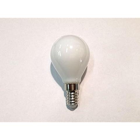 SFERA OPALINA WIRE LED E14 4W 405 Lumen LUCE CALDA 2700K