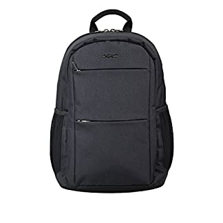 PORT DESIGNS Sydney Laptop de 15.6 » y Mochila Negra para Tableta de 10.1″
