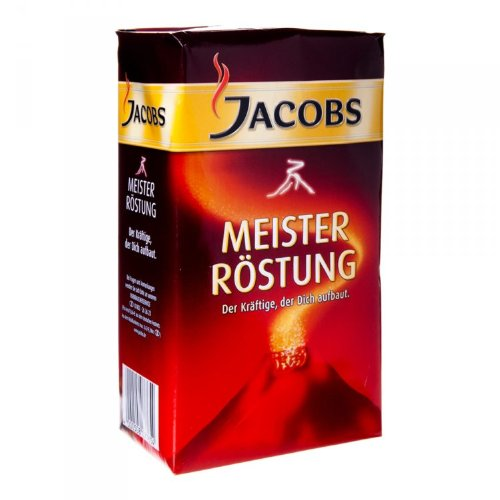 JACOBS Meister Röstung Kaffeepulver 500g