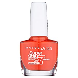Maybelline Superstay 7 Days Gelnail 10 ml, Orange Punch