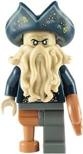 LEGO Pirates Des Caraibes: Davy Jones Mini-Figurine