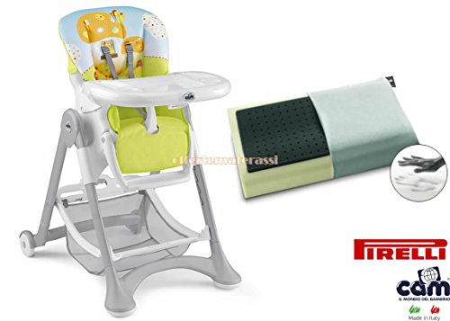 highchair-cam-campione-col-215-c36-pirelli-pe11-cushion-memory-foam