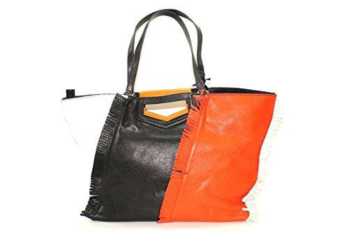 Tosca Blu , Sac pour femme à porter à l'épaule Multicolore multicolore 34x16x27cm
