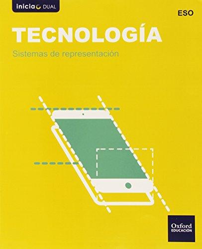 Tecnología Secundaria. Sistemas De Representación (Inicia) - 9788467359794 (Inicia Dual)