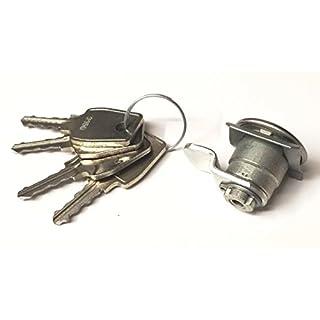 Briefkastenschloß Allebacker HS348 4 Schlüssel