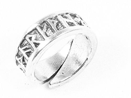 handmade-viking-pewter-rune-ring-large-size