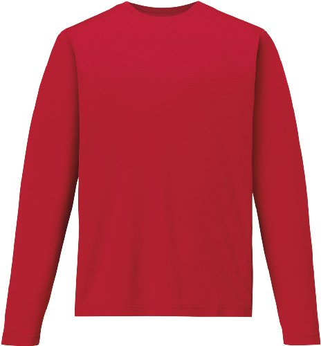 CORE 365 Agility Herren Performance Long Sleeve Pique Shirt. 88199 CLASSIC RED 850
