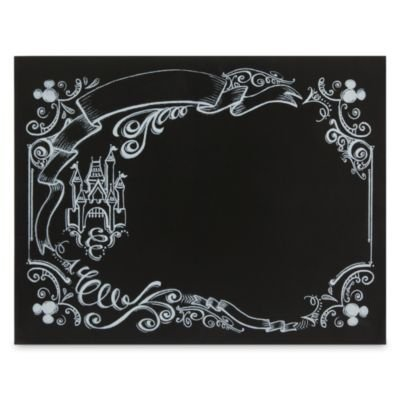fficial merchandise Parks blackboard chalk board [ parallel import goods ] by Disney ()