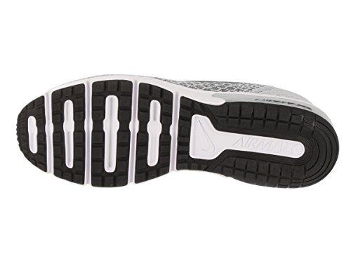 buy popular 02416 100da ... Nike Air Max Sequent, Scarpe Sportive, Uomo Pure Platinum   Noir-cool  Gris ...