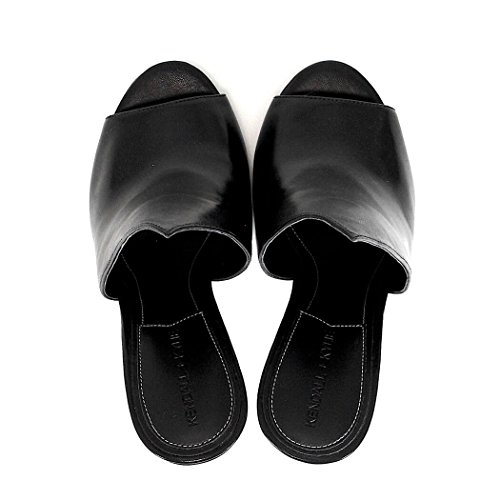 Kendall and Kylie - Kkessie, Pantofole Donna Black