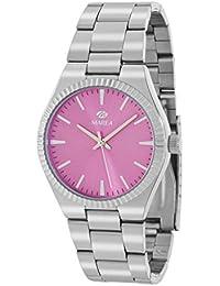 Reloj Marea Mujer B21168/3 Plateado y Rosa Claro
