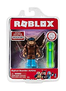 Roblox Bigfoot Boarder: Airtime Figura Pack