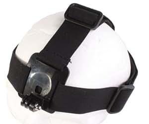 OEM Simple Helmet Head Strap Belt Mount Camera Fixed Headband Adjustable Anti-Skid for Gopro Hero 3 2 HD