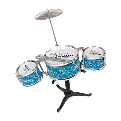 Desktop Drumkit - Miniature Set Of Drums