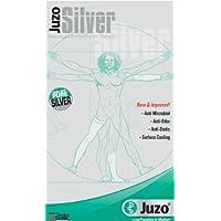 Juzo 2061ADSH V V Silver Soft Open Toe Knee High Short 20-30 mmHg Compression Stockings by Juzo preisvergleich bei billige-tabletten.eu