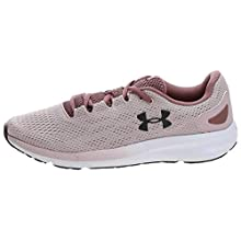 Under Armour Women's Charged Pursuit 2 Sneaker, Pink Dash Pink White Jet Gray, 4.5 UK