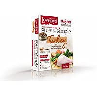 Lovejoys Pure and Simple Grain Free Turkey Dog Food...