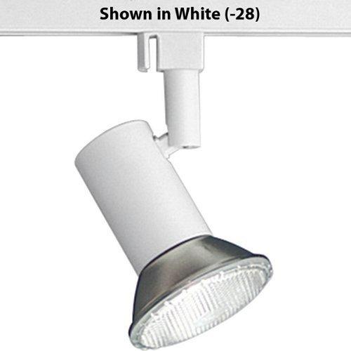 Progress Lighting P6270–31Universal Track Head Accepts Any Medium Base Par, BR, OR r Lamp (Except PAR30Short Neck Black Flex Halskette p8792–31AVAILABLE, Black by progress Lighting (Track Par30)