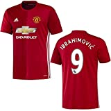 Trikot Adidas Manchester United 2016-2017 Home - Ibrahimovic 9 (164)