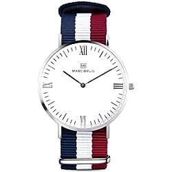 Marc Brüg Ladie's Minimalist Watch Ibiza 36 Hygge