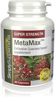 MetaMax |formula con 5 ingredienti tra cui