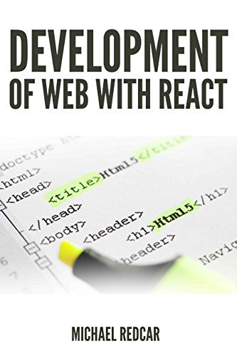 WEB DEVELOPMENT WITH REACT