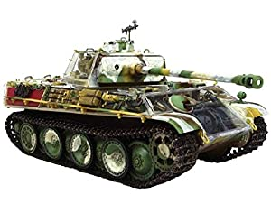 RYE FIELD MODEL RM5019 Reyfield Models RM-5019 WWII German Panther AUSF.G SD.Kfz.171 con Completo Innenausstattung, Multicolor