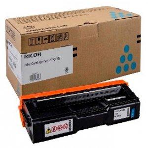 RICOH SPC250E Toner cyan Standardkapazität, u.a. fuer SP C250DN, SP C250SF