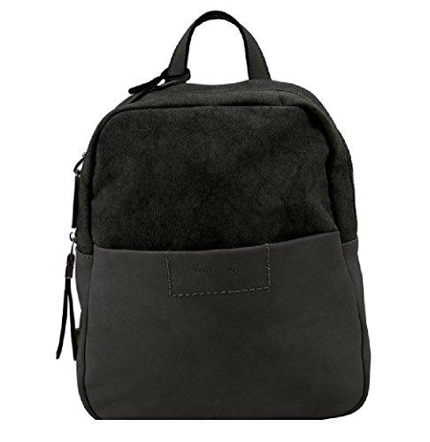 Emily & Noah Rucksack Lea Cityrucksack schwarz Damen Tasche Umhängetasche