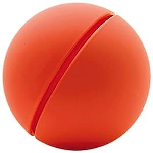 Authentics Giro Tirelire Design, Rouge, Soft-Touch, Plastique ABS, 1089067