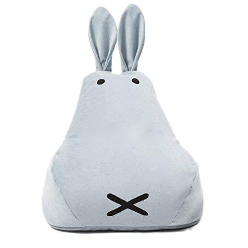IshowStore Puff de Conejo Bonito para niños, Silla de sofá, cojín c