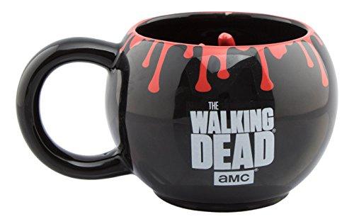 GB Eye The Walking Dead Walker Hand 3D-Tasse, Keramik, Verschiedene, 14x 11x 8,5cm -