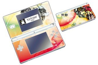 Skin / Design Folie für Nintendo Dsi - Design Secret Garden -