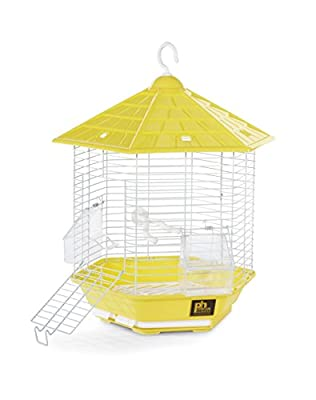 PREVUE PET PRODUCTS SP31997YELLOW Bali Bird Cage, Yellow from Prevue Pet Products