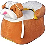 Samaaya Premium Quality Soft Toy Chair/seat For Baby Sitting/Soft Toy Chair For Kids (Dog)