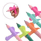 12PCS/Set Bleistift Griff Halterung für Kinder und Erwachsene, Designerbox Silikon Bleistift...