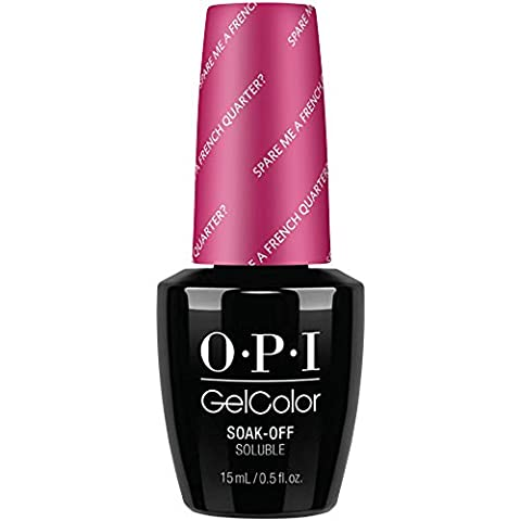 OPI GelColor - Spring 2016 New Orleans Collection - Spare