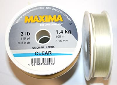 Maxima Monofilament - 100m Spool by Maxima