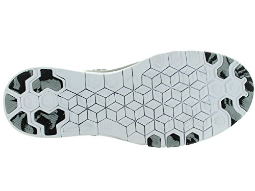 Wmns cinza Livre Preto black White Sneakers Senhoras Nike Wolf Flyknit Tr fR1U1q