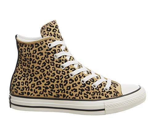 Converse M3310, Unisex Erwachsene Kurzschaft Stiefel, Gelb - Yellow Black Egret Leopard Exclusive - Größe: 40 EU
