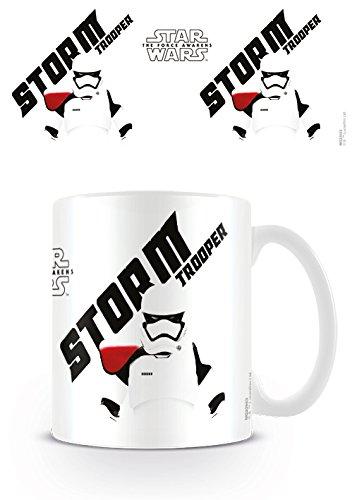 Star Wars Episode VII Stormtrooper 11oz/315ml Kaffeetassen, Mehrfarbig