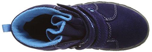Superfit  ICEBIRD, Bottes de neige de hauteur moyenne, doublure chaude garçon Bleu - Blau (COSMOS 90)