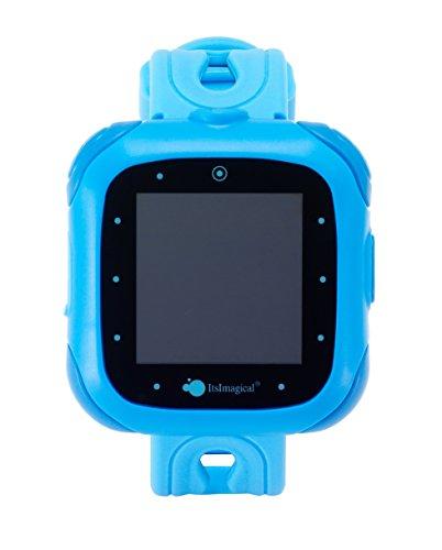 itsImagical - Smart Watch, Reloj Inteligente para niños de Color Azul (Imaginarium 82508)
