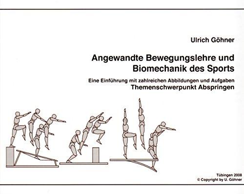 Angewandte Bewegungslehre und Biomechanik des Sports (Sport-biomechanik)