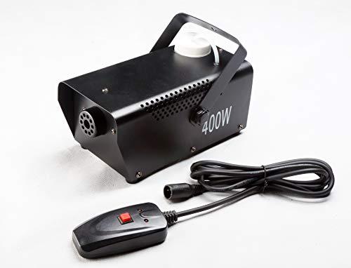 Nebelmaschine, Kabelsteuerung, Verwendung für Disco, Ballsaal, KTV, Bar, Club, Party, Hochzeit ()