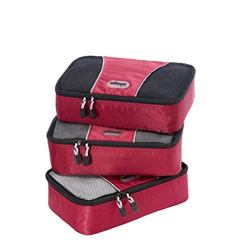 eBags Bolsa de cubos de embalaje pequeños - Set de 3 piezas Pequeña