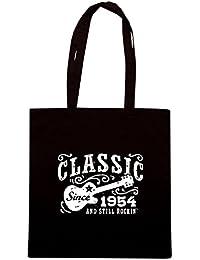 T-Shirtshock - Bolsa para la compra OLDENG00445 classic since 1954